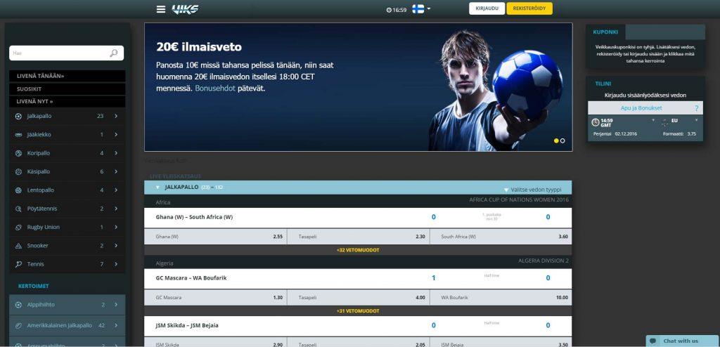 viks-betting