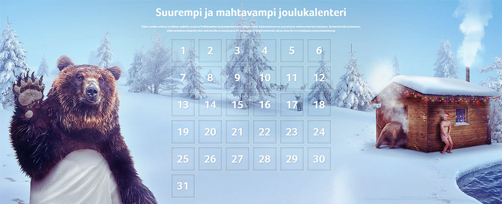 Kolikkopelit-Joulukalenteri-2018